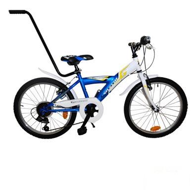 Canne de maintien pour vélo enfant Fix. Tige de selle