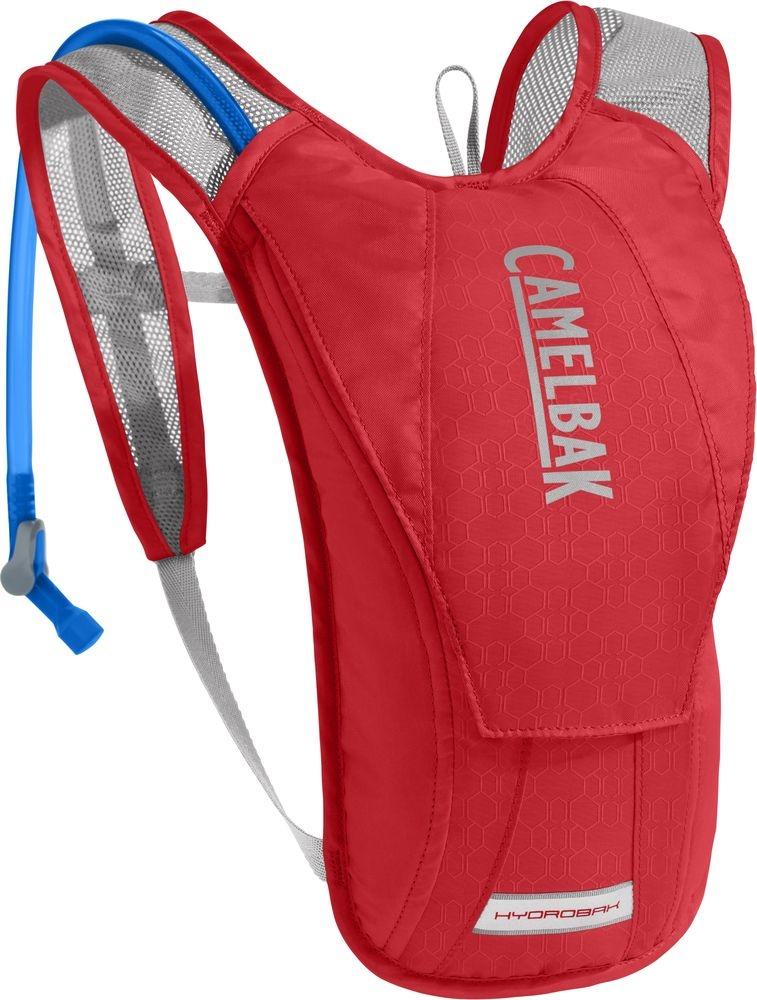 Sac à dos d'hydratation CamelBak Hydrobak Racing Red/Silver