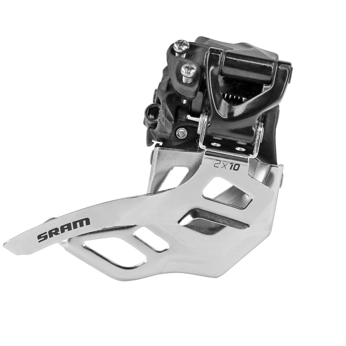 Dérailleur avant VTT SRAM X7 2x10 Direct Mount 38/36 Dents Tirage Haut Et Bas
