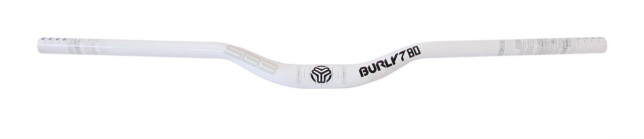 Cintre SB3 Burly 31.8 Rise 20 mm Blanc