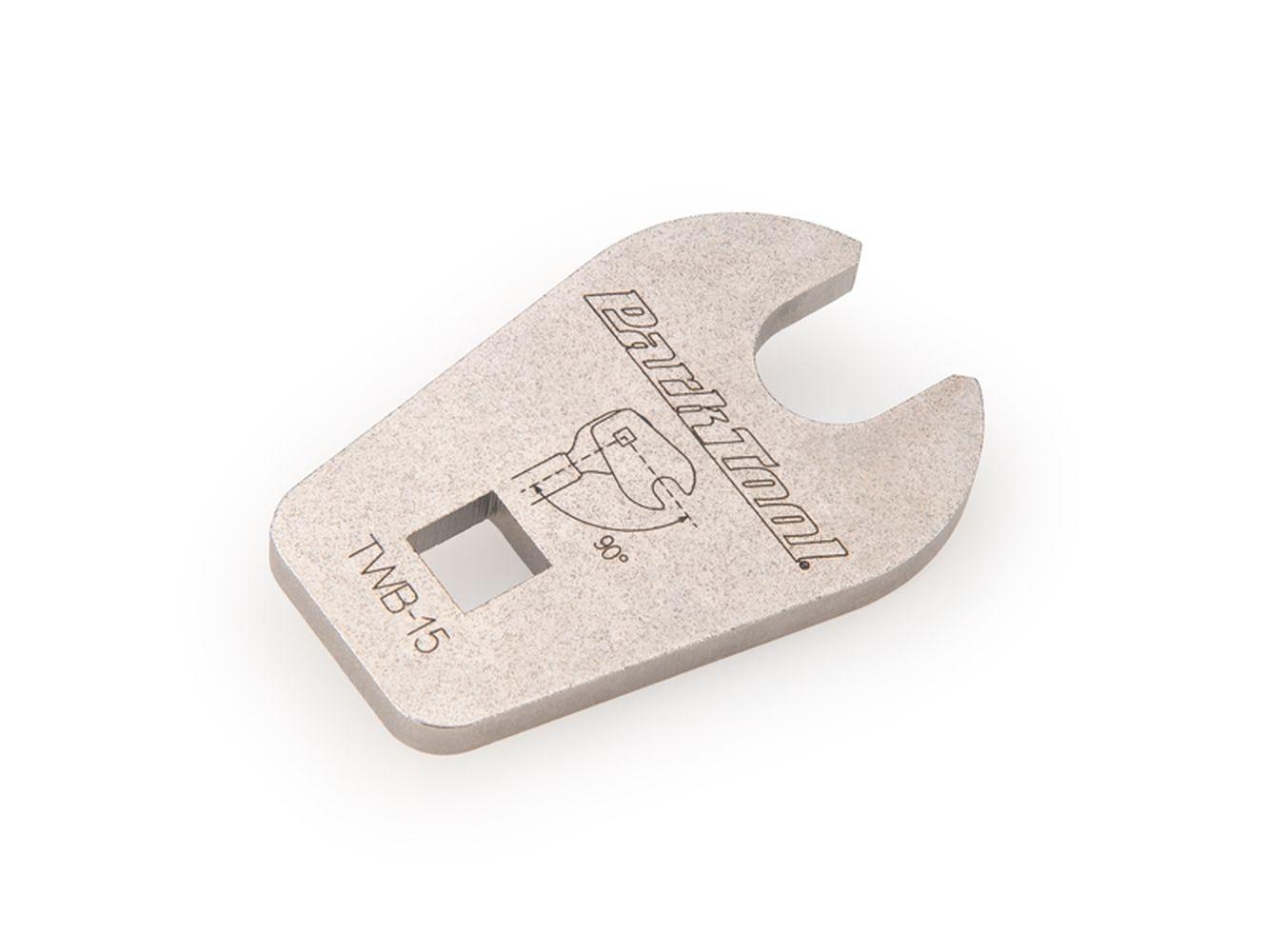 Embout de clé pour pédales Park Tool - TWB-15