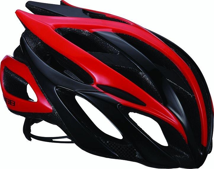 Casque BBB Falcon Noir / Rouge - BHE-01 - S
