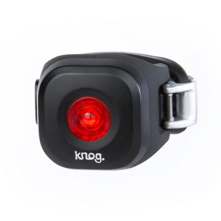 Éclairage arrière Knog Blinder Mini DOT Noir
