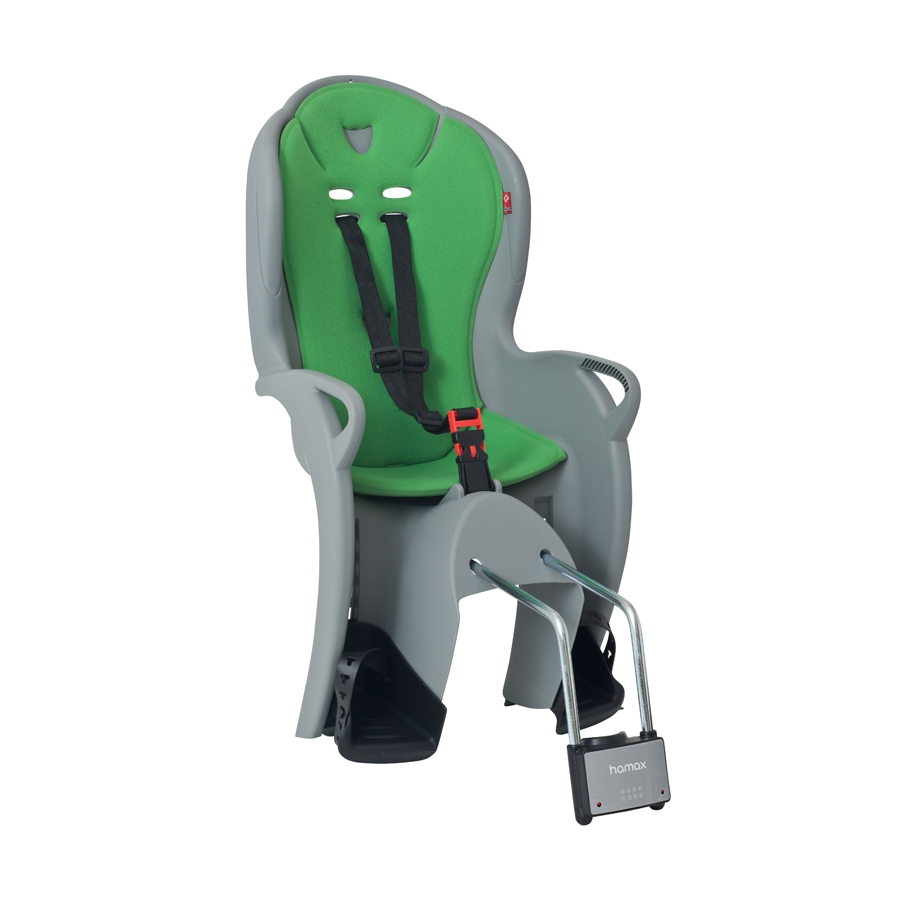 Siège enfant Hamax Kiss (gris / vert)