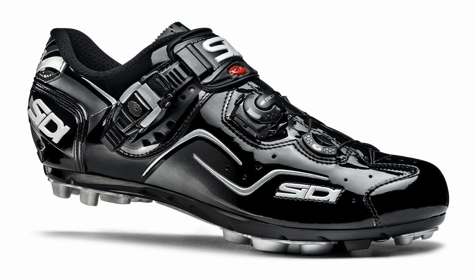 Chaussures Sidi MTB CAPE noir verni - 41