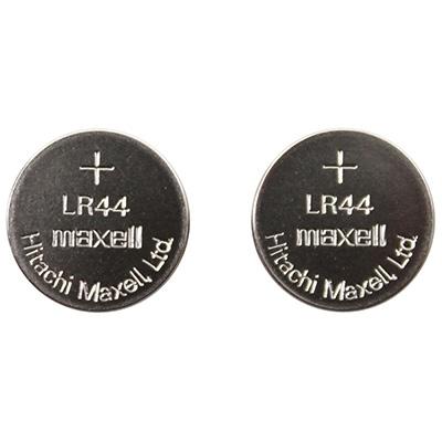 Pile bouton LR44 1.5V Alcaline (Par 2)