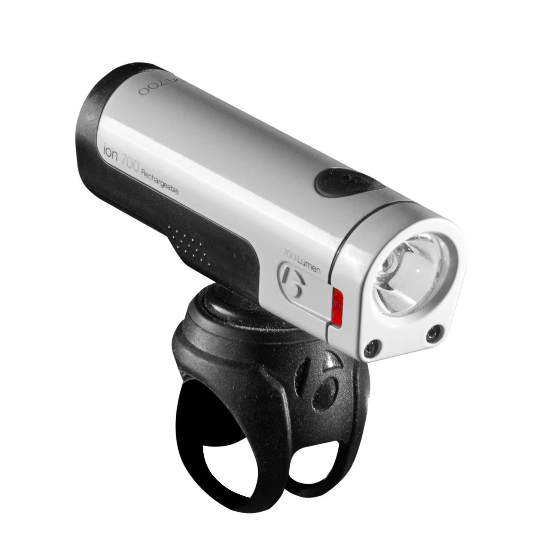 Éclairage avant Bontrager Ion 700 R USB (Blanc)