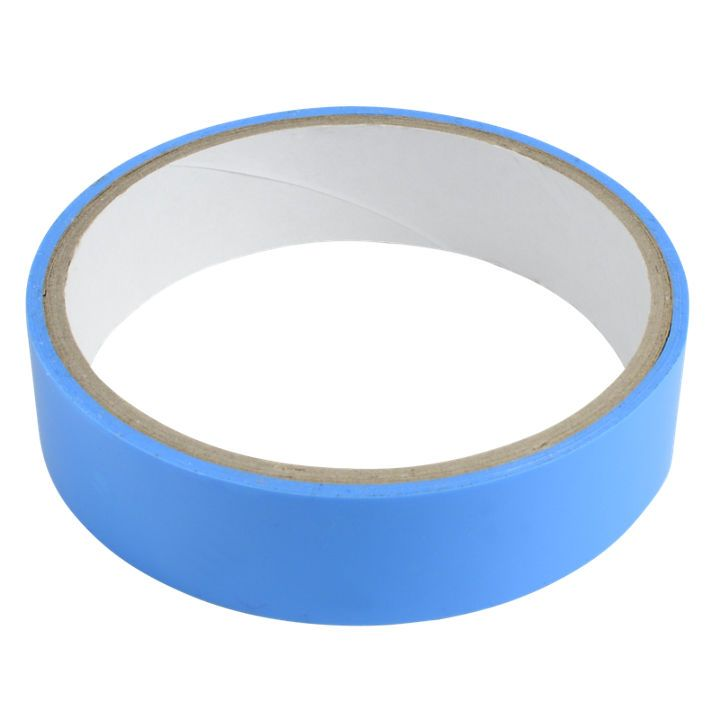 Fond de jante tubeless Bontrager 21 mm x 5 m Bleu