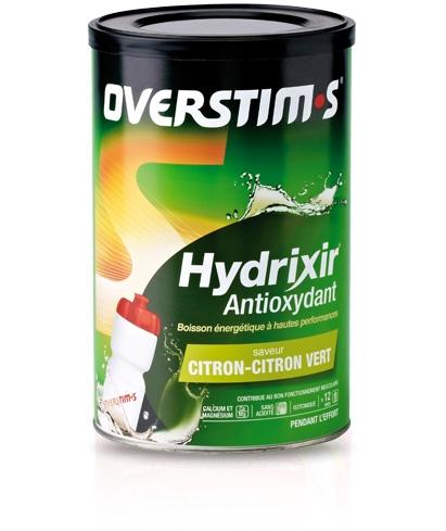 Boisson énergétique Overstims Hydrixir Antioxydant Boîte 600 g - Fruits rouges
