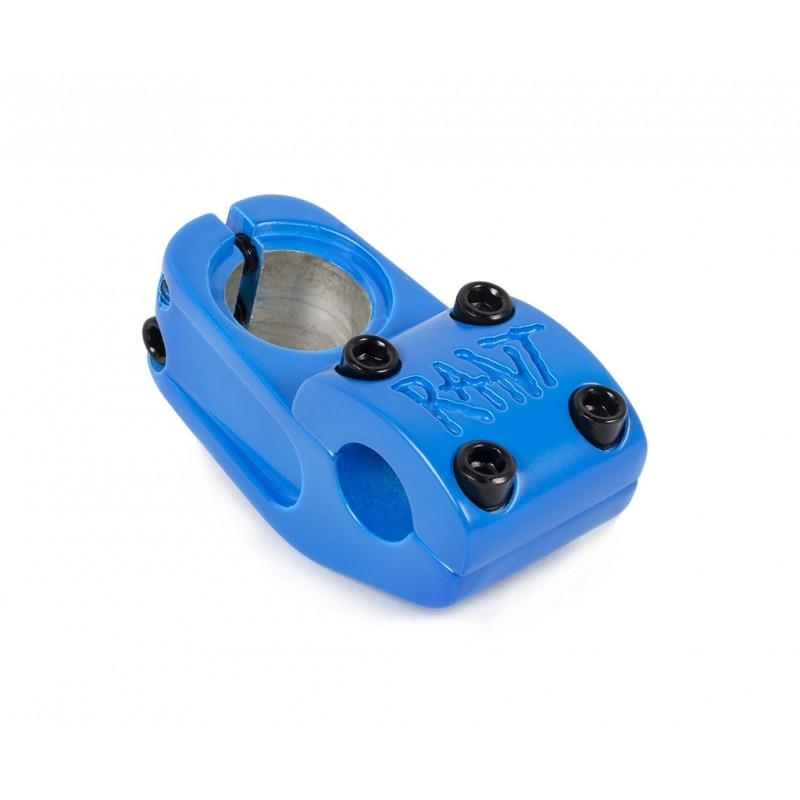 Potence BMX RANT Jolt Top Load Bleu fluo