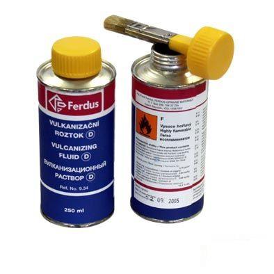 Colle dissolution VELOX vulcanisant 250 ml