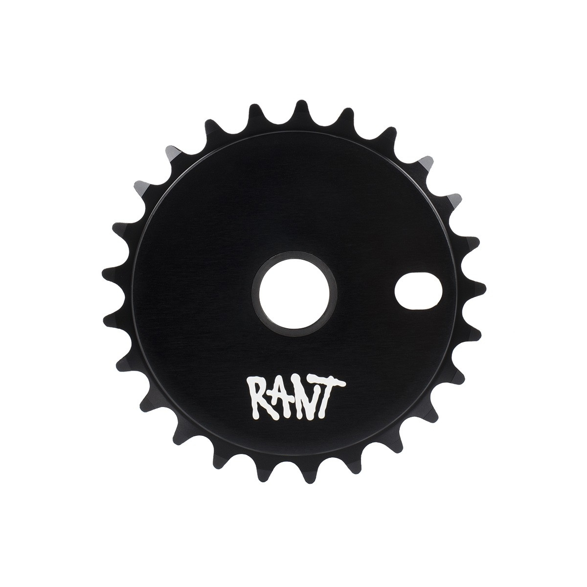 Couronne BMX Rant Stick'Em Sprocket 25 dts Noir