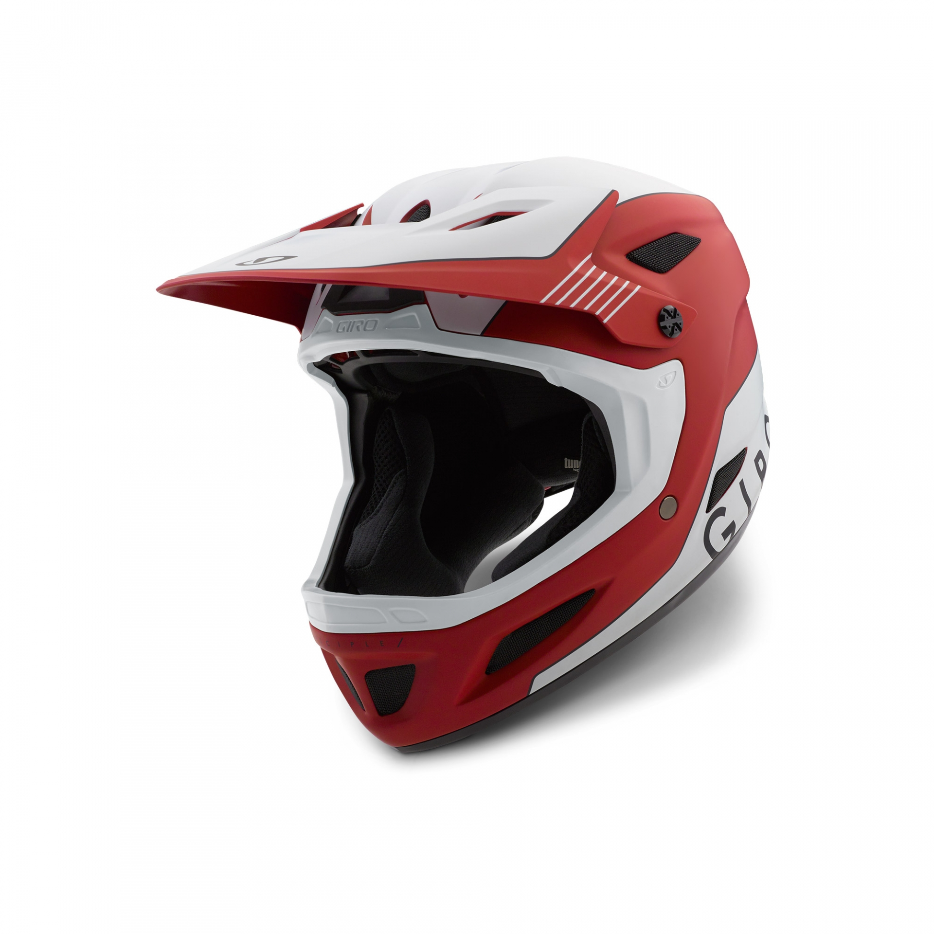 Casque Giro DISCIPLE MIPS Rouge Dark Mat - M / 57-59 cm