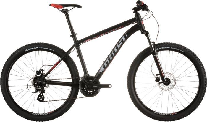 VTT semi-rigide Ghost Sona 3 26 (Blanc-Noir-Rouge) - XXS