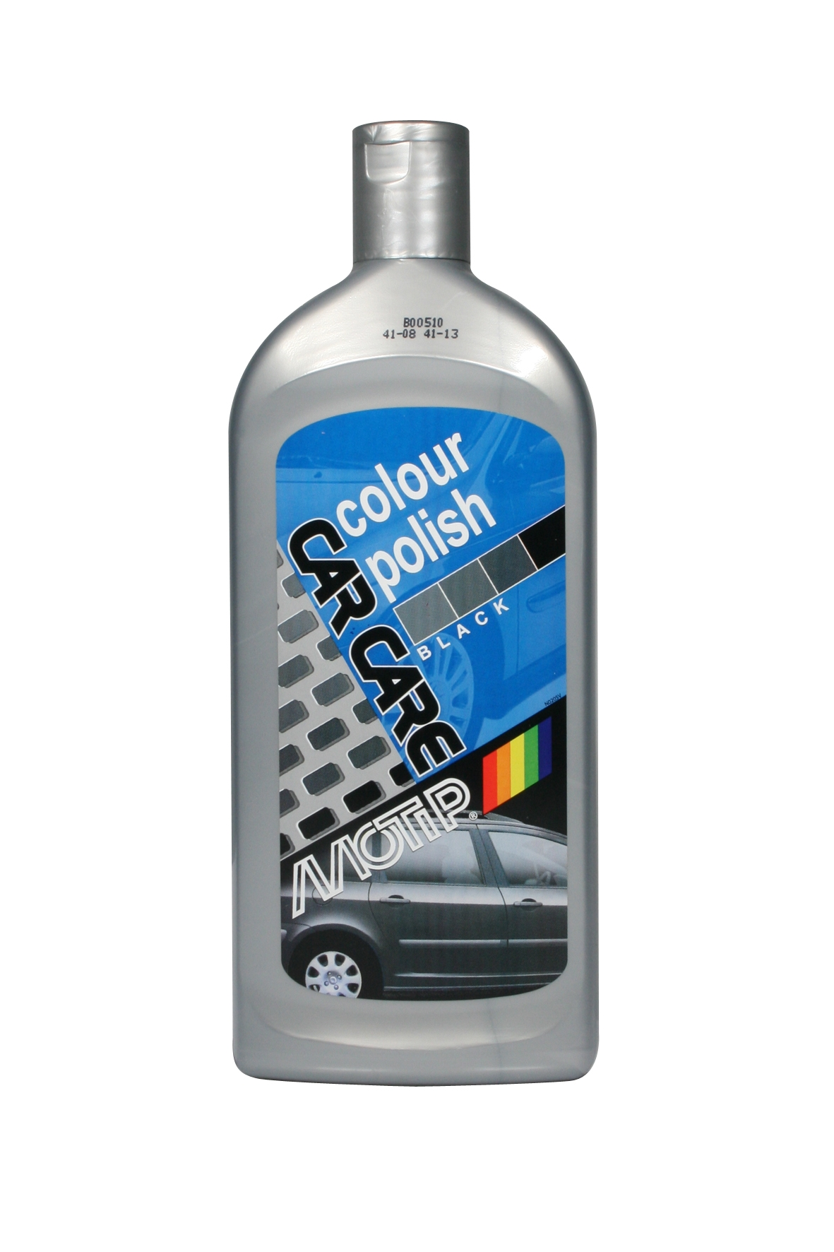 Polish couleur noir MoTip 500 ml m000747