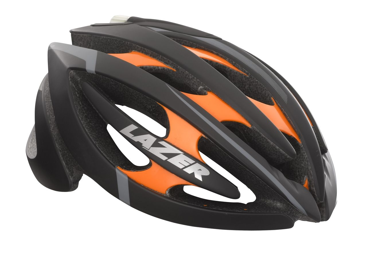 Casque Lazer GENESIS Flash Orange - M (55-59)