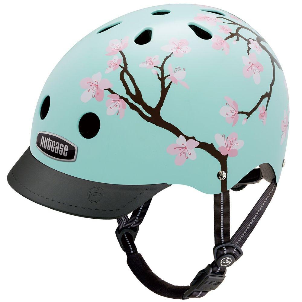 Casque Nutcase Street Cherry Blossom - M / 56 - 60 cm