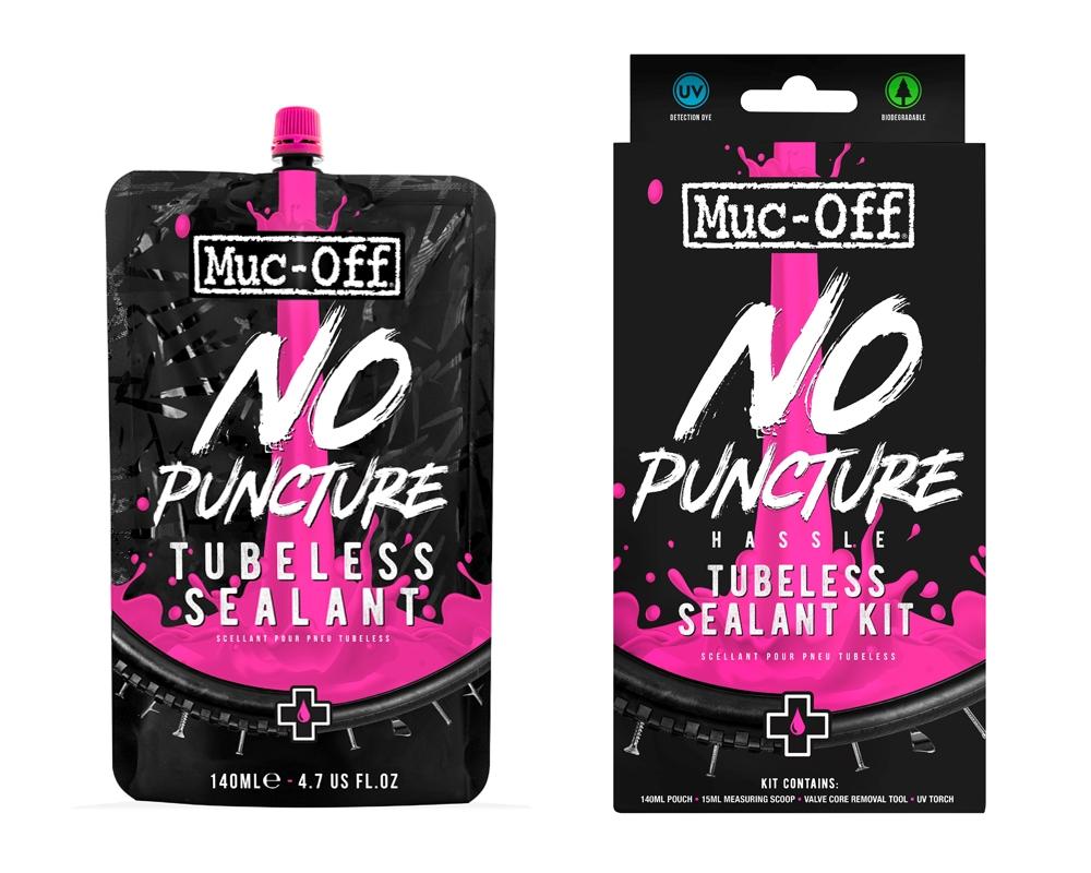 Liquide préventif anti crevaison Muc-Off No Puncture Hassle 140 ml