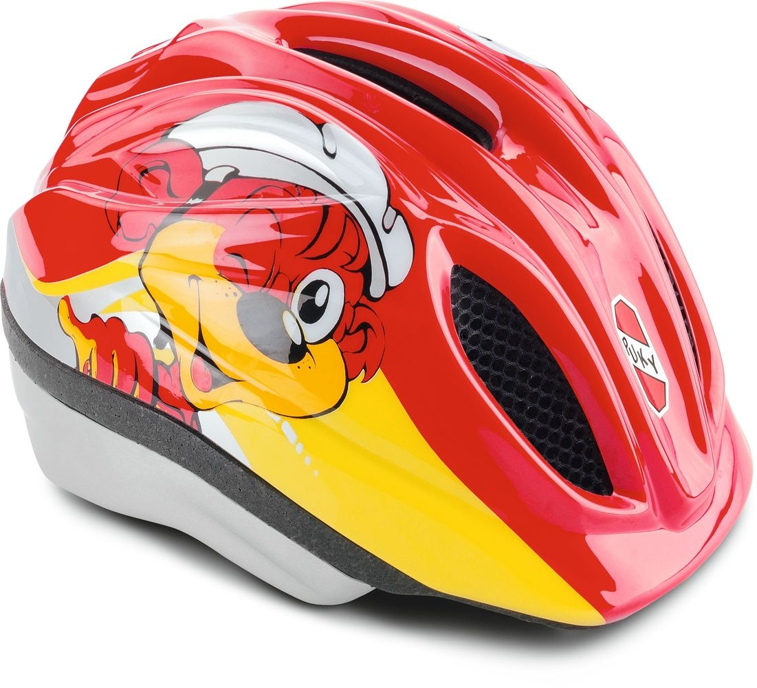 Casque Puky PH 1-M/L Rouge