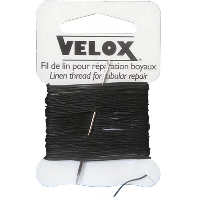 Fil à boyau et aiguille VELOX Jantex