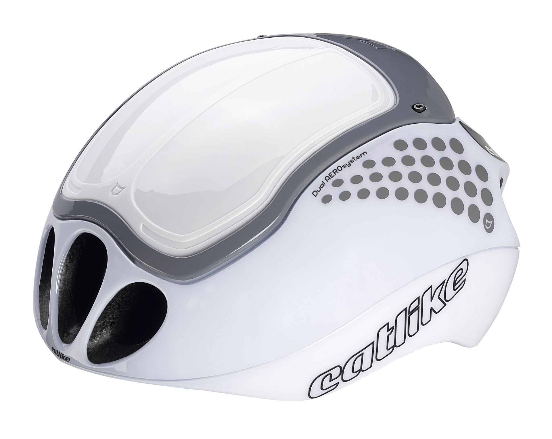Casque Catlike Cloud 352 Blanc - S 54-56