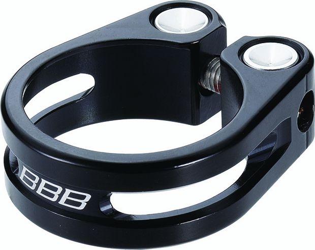 Collier de serrage BBB LightStrangler 31.8 mm noir - BSP-85