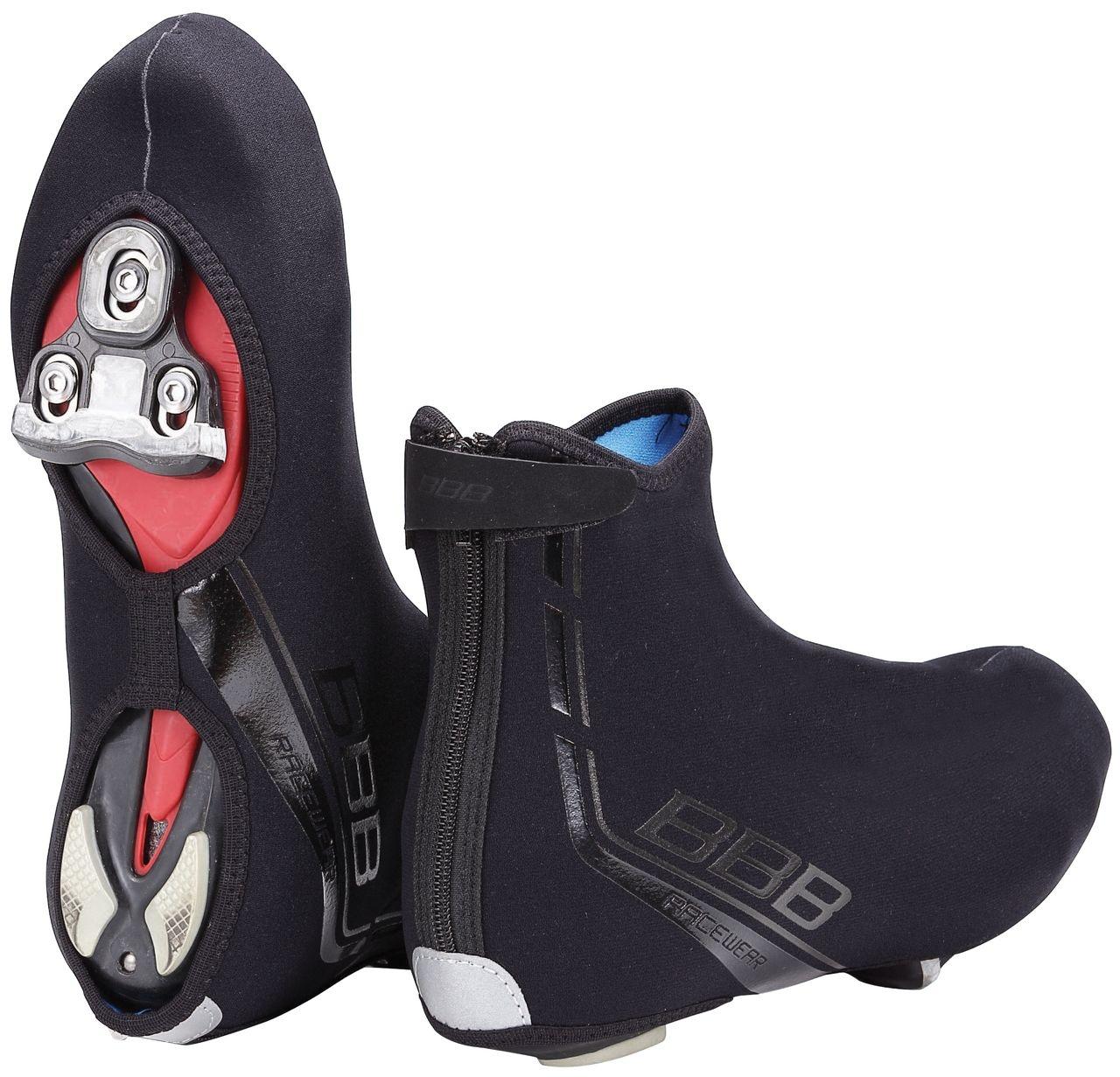 Couvre-chaussures BBB Racewear Noir - BWS-17 - 41/42