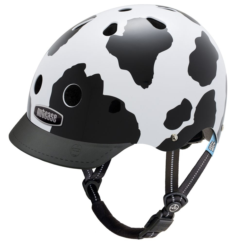 Casque enfant Nutcase Little Nutty Moo