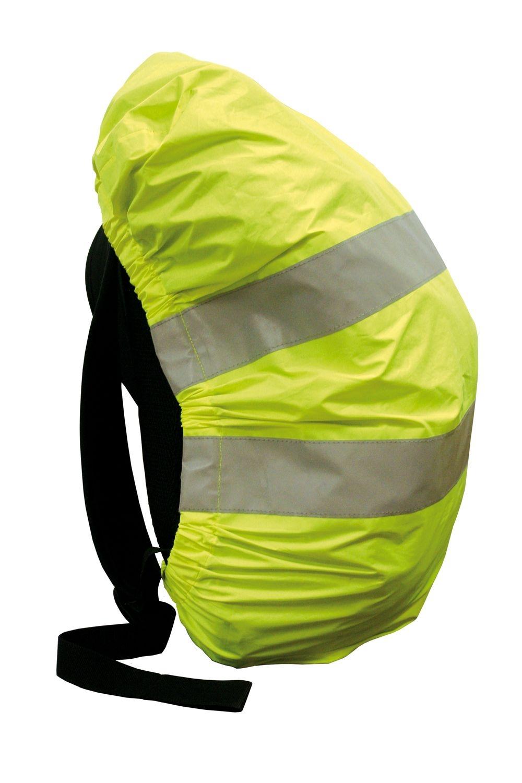 Couvre-sac sécurité L2S VisioCover Jaune fluorescent 15/35 L