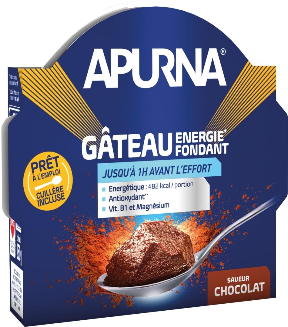Gâteau énergie Apurna Chocolat 250 g