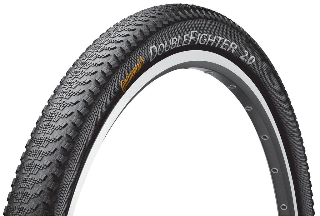 Pneu Continental Double Fighter III 27.5x2.00\