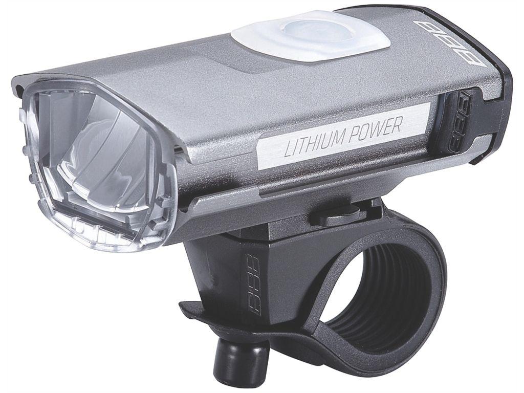 Éclairage AV BBB Swat 120 lumen LED (gris) - BLS-105K