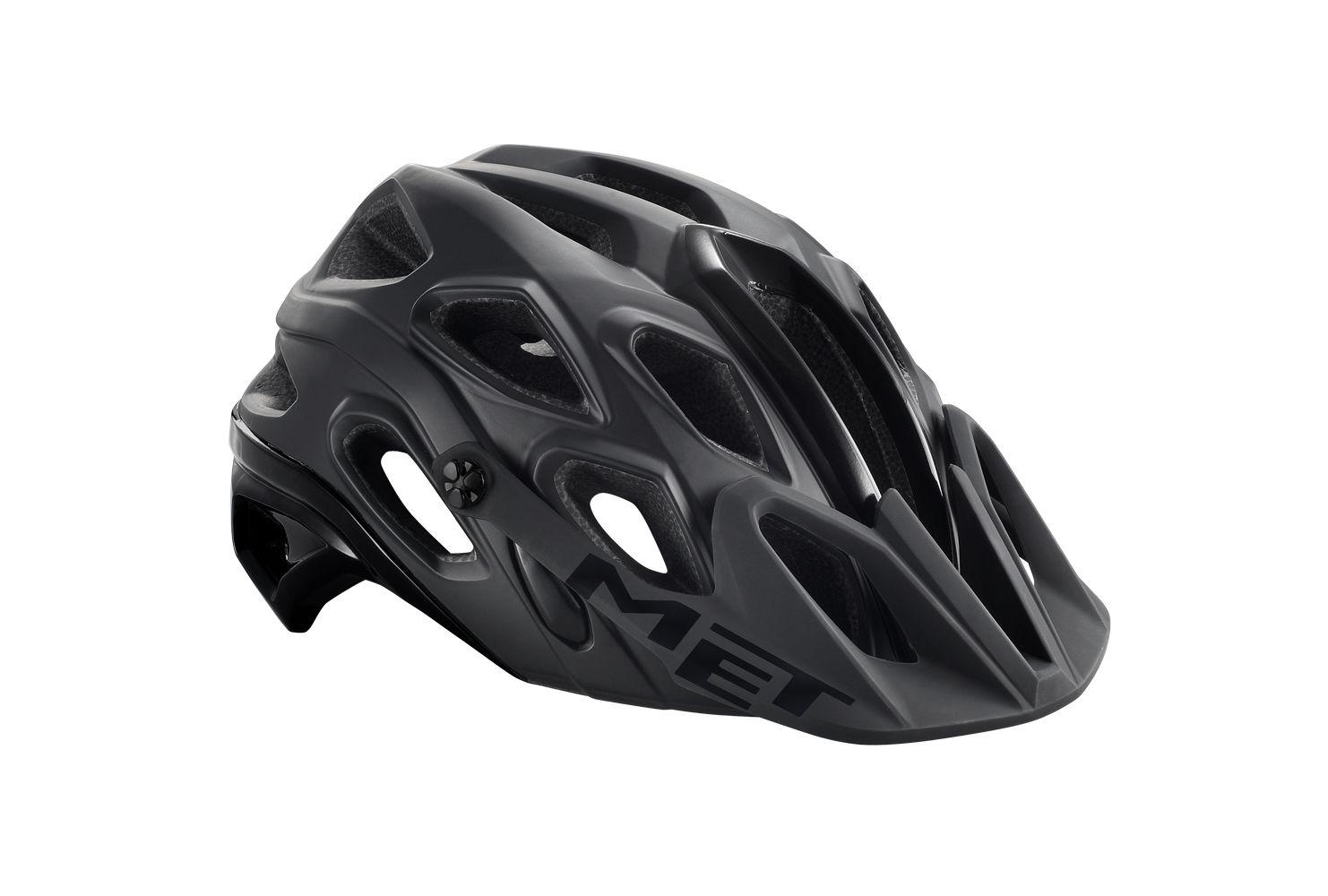 Casque MET Lupo noir - L / 59-62 cm