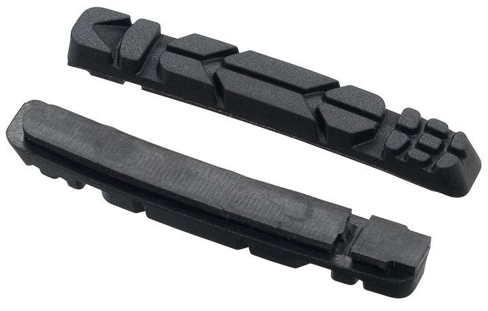 Patins de remplacement BBB TriStop (noir) - BBS-15