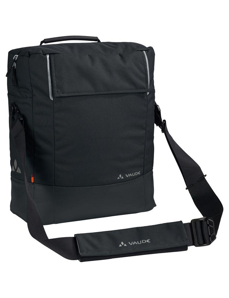 Sacoche latérale Vaude Cyclist Bag 14 L Noir