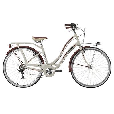 Vélo City femme Cinzia Carosello 28\