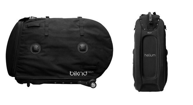 Sac de transport pour vélo BIKND Helium Noir