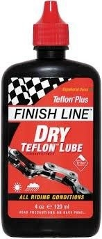 Lubrifiant Finish Line Dry Lube (Teflon Plus) (120 ml)