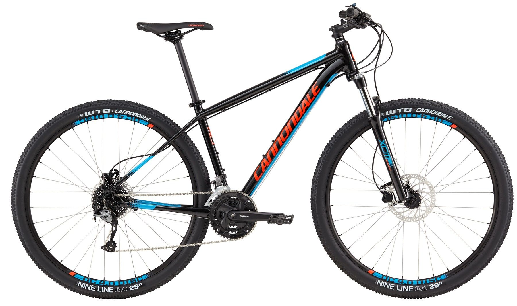 VTT Cannondale Trail 5 27.5/29\