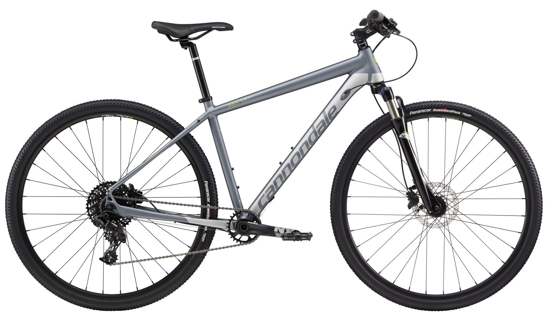 VTC Cannondale Quick CX 2 2018 Gris - L / 50 cm