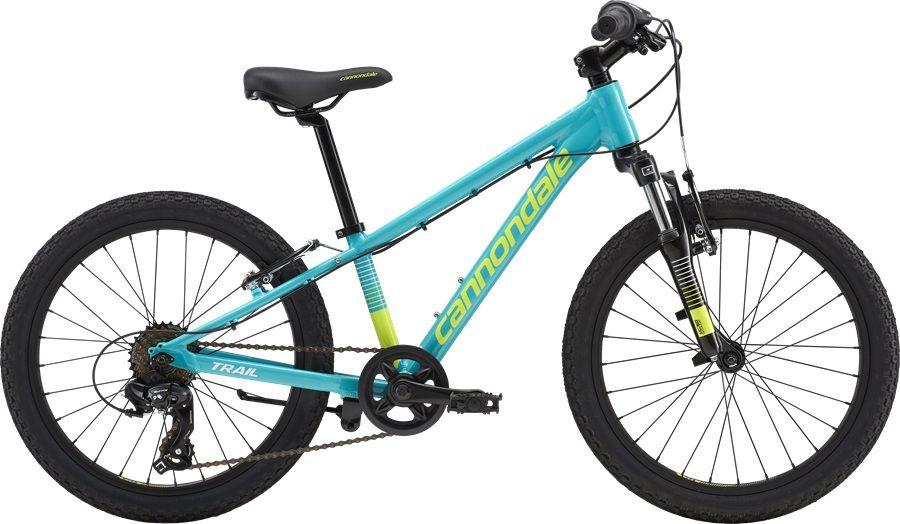 VTT enfant Cannondale Trail 20 TRQ Bleu Ciel
