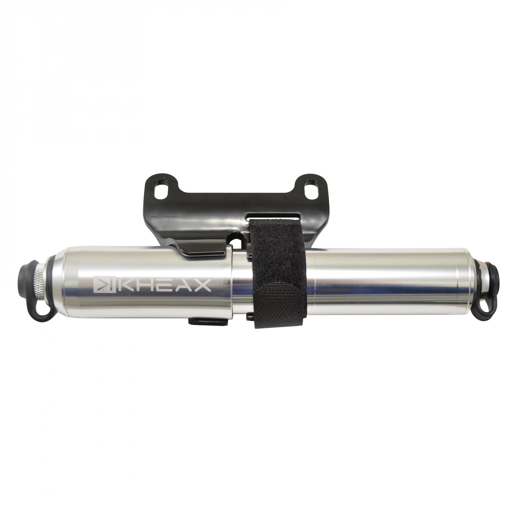 Mini pompe KHEAX Lapix VTT S Argent (185 mm)