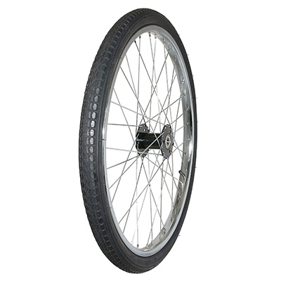 Roue AV pour tricycle adulte Gomier 24\