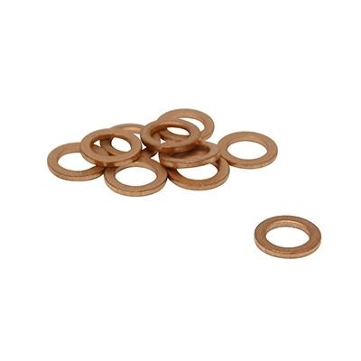 Joint pour kit hydraulique Diam. 6 mm intérieur et 9 mm extérieur (x10)