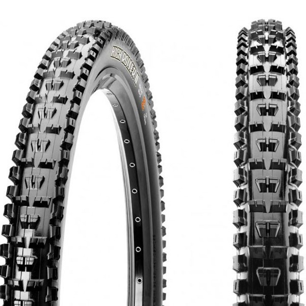 Pneu 27.5 x 2.30 Maxxis High Roller II (TS Dual compound EXO Tubeless Ready)