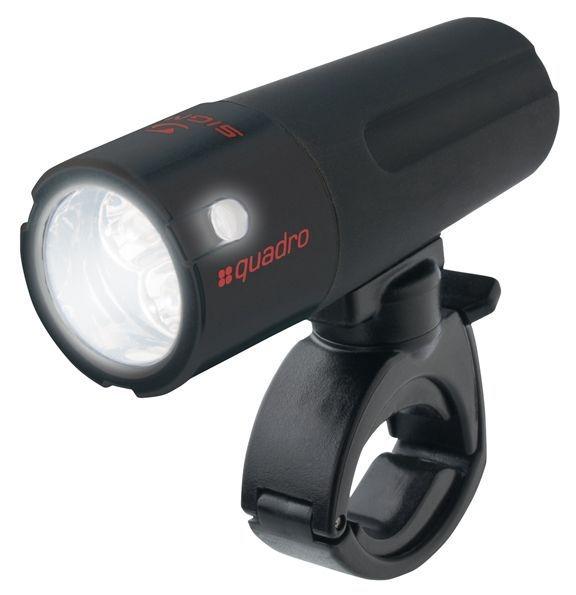 Éclairage avant Sigma Quadro 4 LEDs