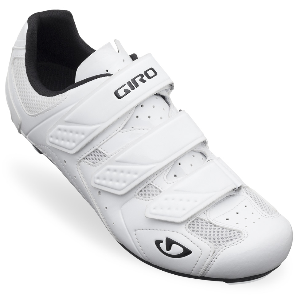 Chaussures route Giro Treble II Blanc - 46