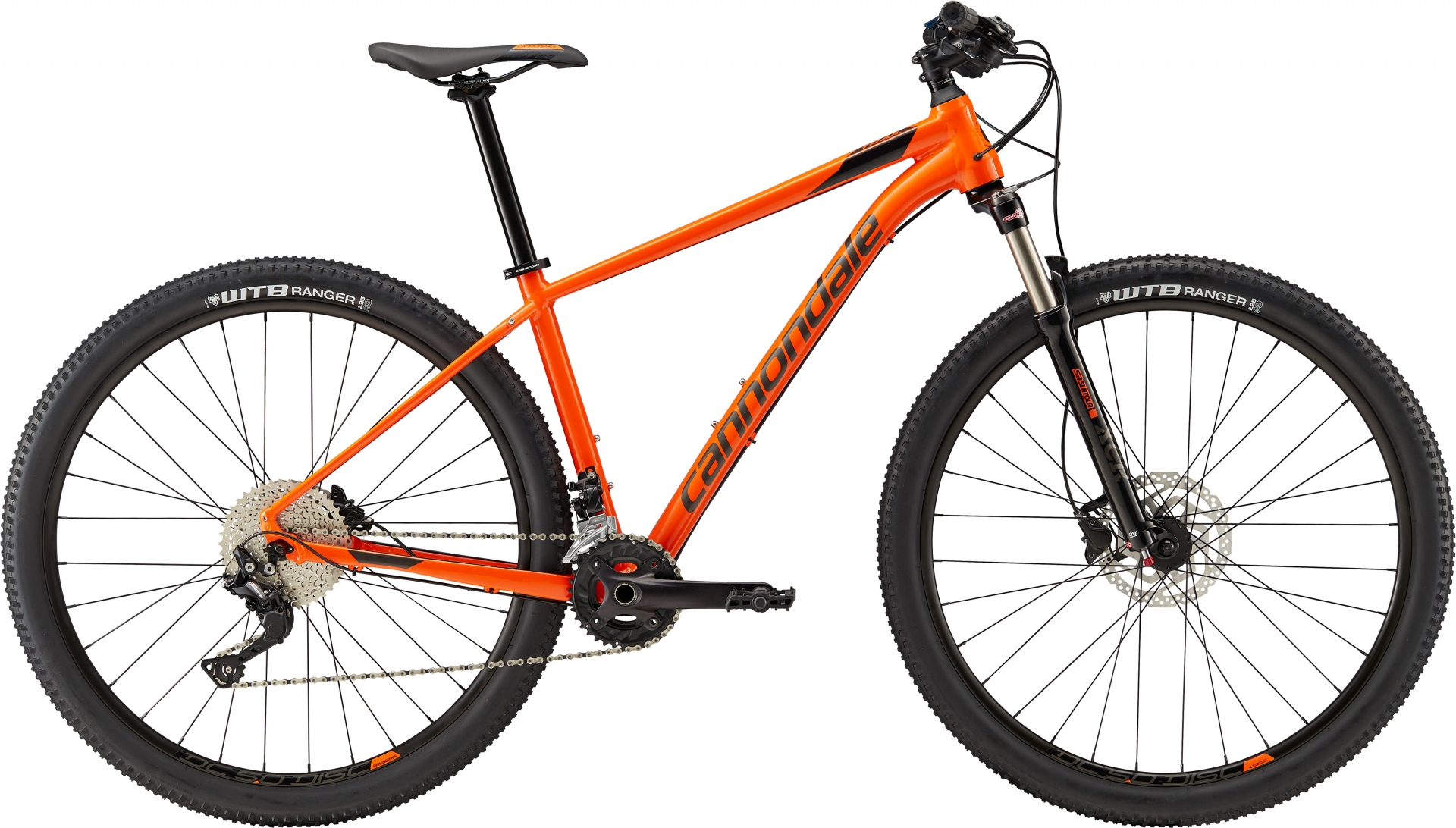 VTT Cannondale Trail 5 27.5/29 Orange - L / 29