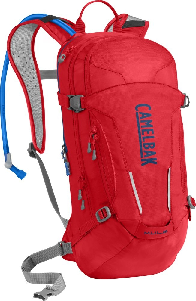 Sac à dos d'hydratation CamelBak MULE Racing red/Pitch blue