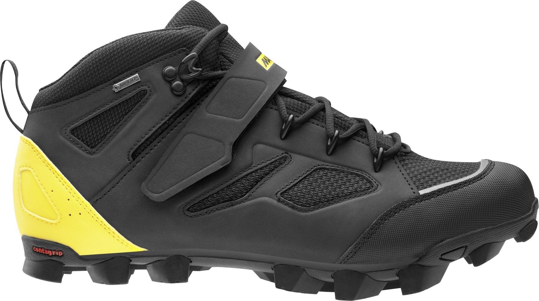 Chaussures hiver Mavic XA Pro H2O GTX Noir/Jaune - 43 1/3